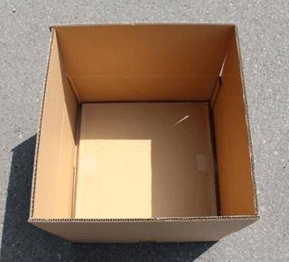 クレープ用鉄板・備品 返却時梱包手順2